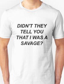 Rih Needed me Unisex T-Shirt