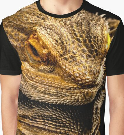Bearded Dragon Graphic T-Shirt