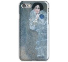 Gustav Klimt - Portrait Of Marie Henneberg 1902  iPhone Case/Skin