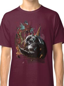 Graphic Aggron vs Gyarados Classic T-Shirt