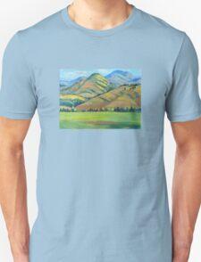 Barrington Tops via Newcastle NSW Unisex T-Shirt