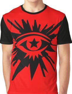 Persona 5 Phantom App Logo Graphic T-Shirt