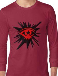 Persona 5 Phantom App Logo Long Sleeve T-Shirt