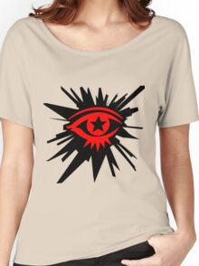 Persona 5 Phantom App Logo Women's Relaxed Fit T-Shirt