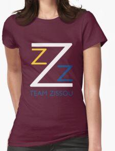 Team Zissou Shirt Womens Fitted T-Shirt