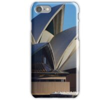 Flight over an Icon  iPhone Case/Skin