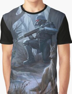 Jin roh Graphic T-Shirt