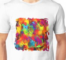 Swinging Sixties in Colour Unisex T-Shirt