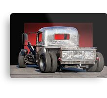 Risky 'Rat Rod' Business II Metal Print