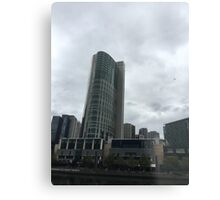 Crown Casino Metal Print