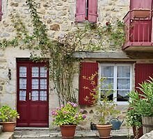 A beautiful house in Saint Pierreville by Patrick Morand