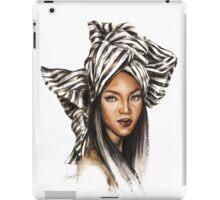 Naomi Campbell iPad Case/Skin
