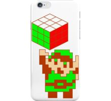 The Legend of Rubik iPhone Case/Skin