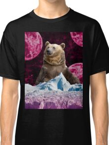 Bear King of the Ice Planet Classic T-Shirt