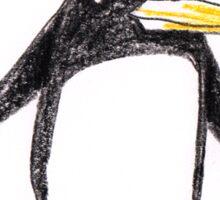 König Pinguin Sticker