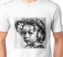 Shirley Temple Vintage Actress Unisex T-Shirt