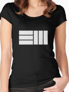 diemon Women's Fitted Scoop T-Shirt