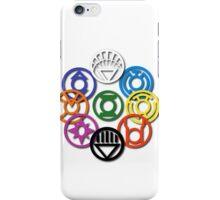 The Lantern Corps iPhone Case/Skin