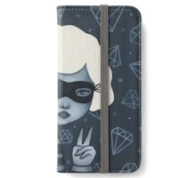 Little Thief iPhone Wallet/Case/Skin