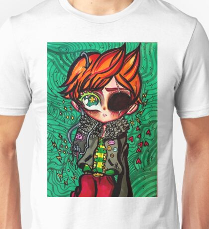 Claus - Masked Man - Mother 3 Unisex T-Shirt