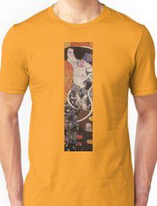 Gustav Klimt - Judith Ii Salome 1909  Unisex T-Shirt