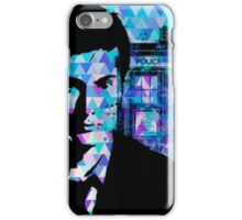 10th doctor triangle design iPhone Case/Skin