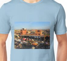 Marrakech spices market Unisex T-Shirt