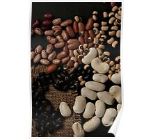 Dried beans Poster