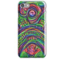 Green #DeepDream iPhone Case/Skin
