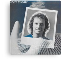 GARY WRIGHT -TOUCH AND GONE- Canvas Print