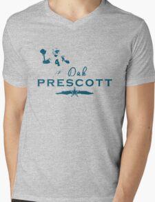 Dak Prescott Mens V-Neck T-Shirt