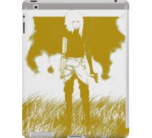 KIRA (two tone) iPad Case/Skin