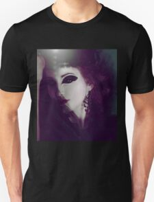 fantasy woman portrait Unisex T-Shirt