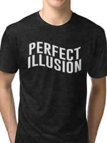It wasn't love [3] Tri-blend T-Shirt