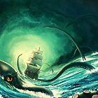 Kraken - version 2 by Chris-Garrett
