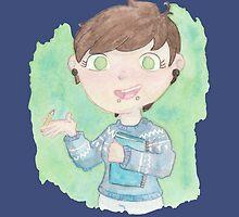 Self Portrait by pokegirl93