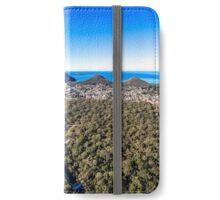 Port Stephen Aerial iPhone Wallet/Case/Skin