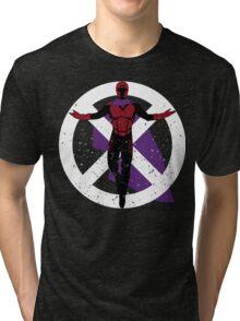 The Master of Magnetism Tri-blend T-Shirt