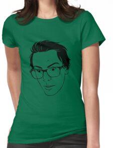 idubbbz Womens Fitted T-Shirt