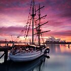 The Tall Ship by Arfan Habib