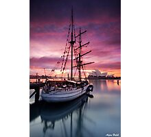 The Tall Ship Photographic Print
