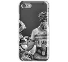 Race Day at the Park    iPhone Case/Skin