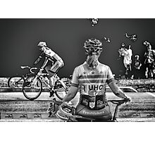 Race Day at the Park    Photographic Print