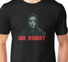 MR.Robot FAN Unisex T-Shirt
