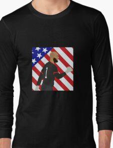 Tim Howard .plain Long Sleeve T-Shirt