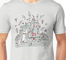 Transport City Unisex T-Shirt