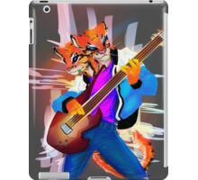 Ocelot - The Bassist iPad Case/Skin