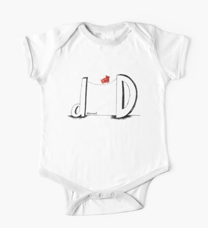 D is for Determined  Kids Clothes