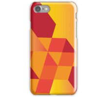 Beautiful obstract illiustrator backgroung image iPhone Case/Skin