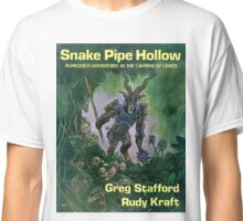 Snake Pipe Hollow - Broo cover Classic T-Shirt